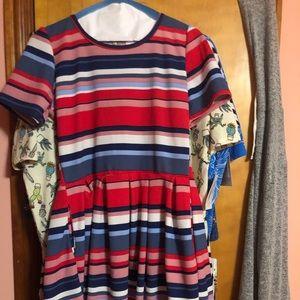 Size L Amelia Dress Never Worn no Tags
